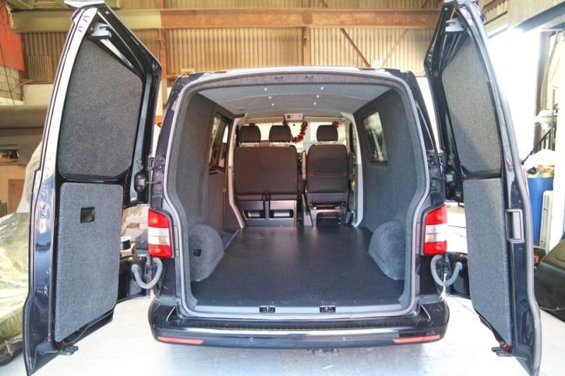Altro Flooring for VW T4 T5 T6 and many other vehicles in a range of colours.