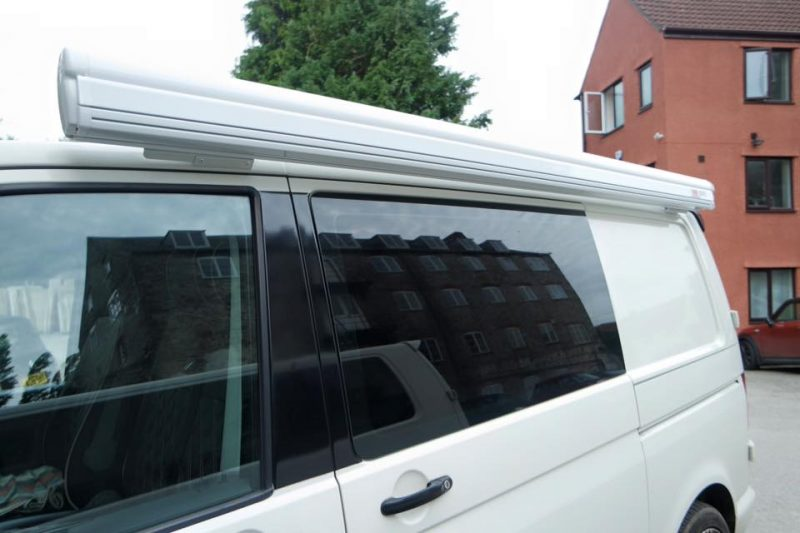 Fiamma F45s Awning for VW T4 T5 T6 SWB LWB