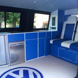 Moore's Campers Campervan Conversion VW T4 T5 T6