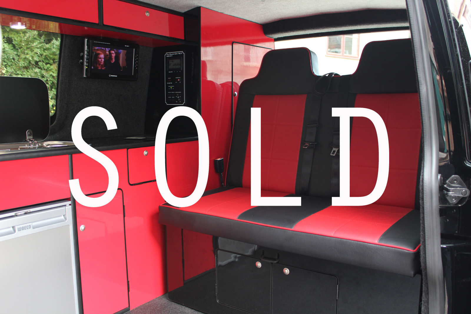 Moore's Custom Campers Full Conversion SOLD