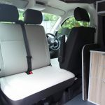 VW T4 T5 T6 Double and Single Swivel Bases