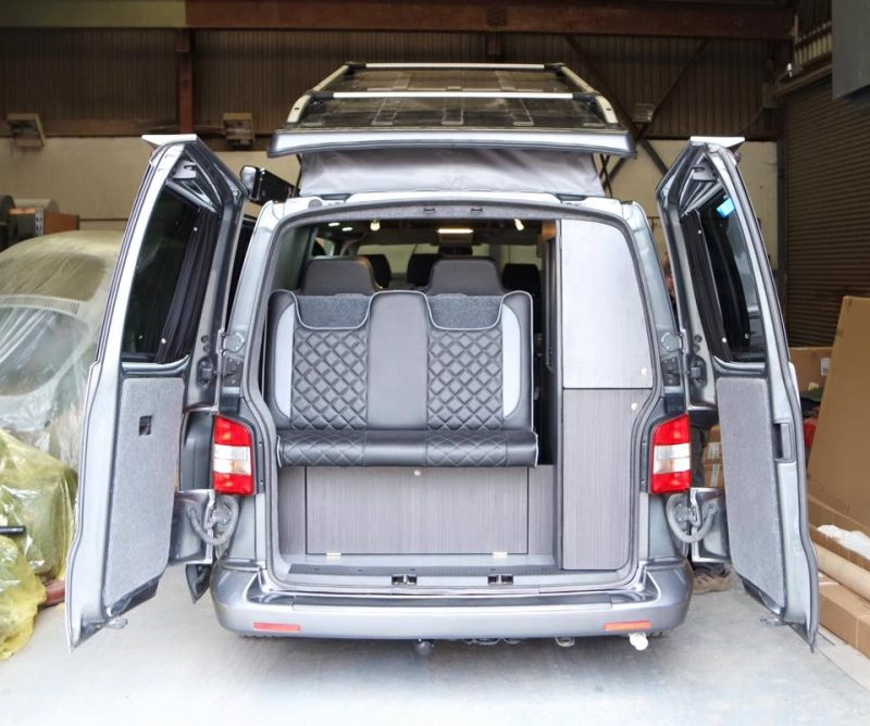 VW T4 T5 T6 Sidebars and Roof Bars